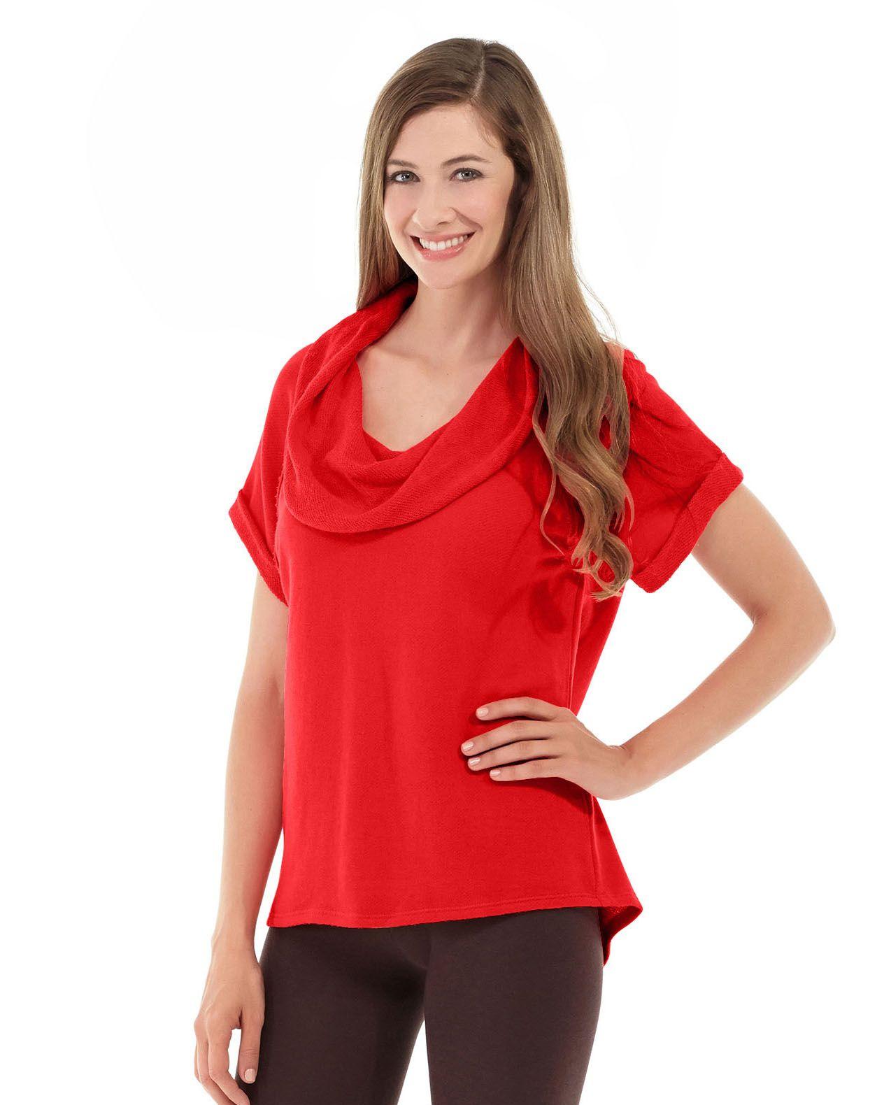 Lavalliere Collar Shirt